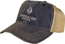 Legacy Operator Coffee Hat