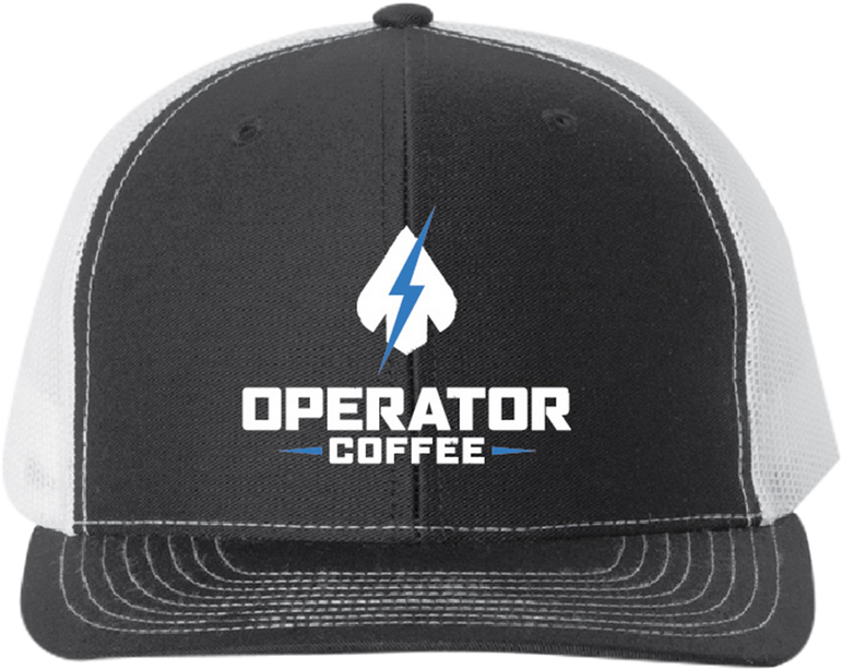 Operator Coffee Hat