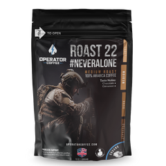 ROAST 22 #NEVERALONE