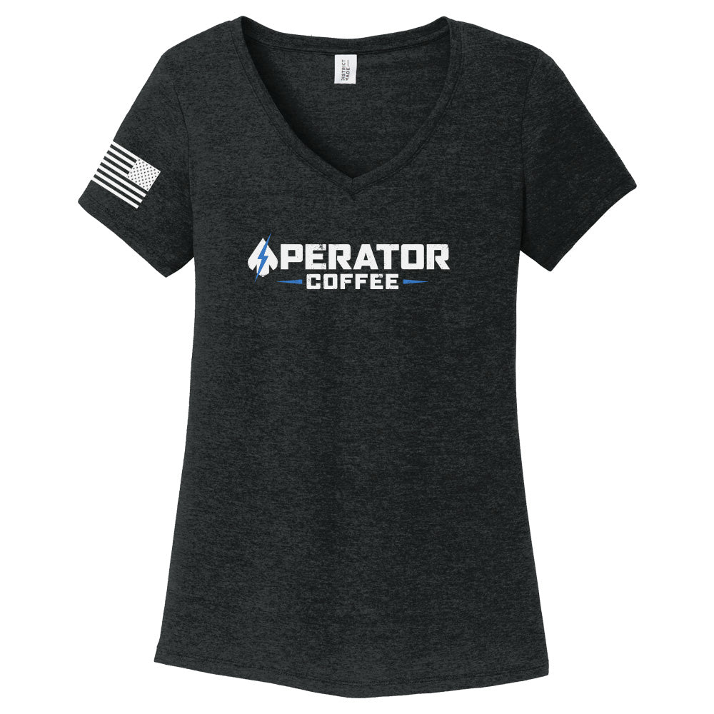 Women's Tee - Operator Coffee