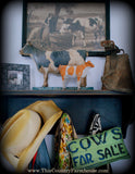 Cows for Sale shelf