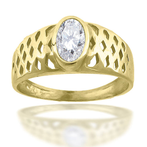 10KT Gold Ring