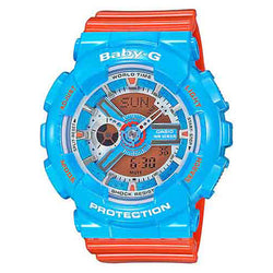 Baby-G G-Shock x Baby-G Pair 90's Color LTD