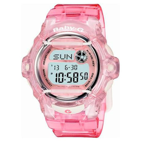 Watch Baby-G Whale Trnas Pink