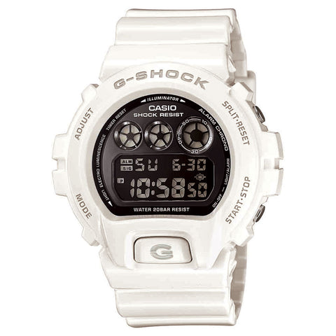 G-Shock Mirror - Metallic Whit