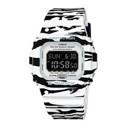 G-Shock Tiger Camo Black and White LTD