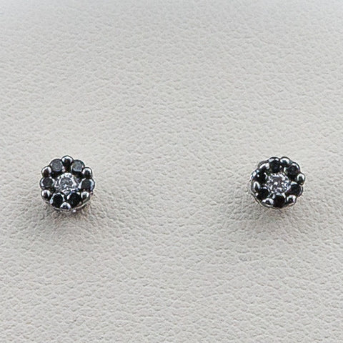 10K .26CT Diamond Earrings
