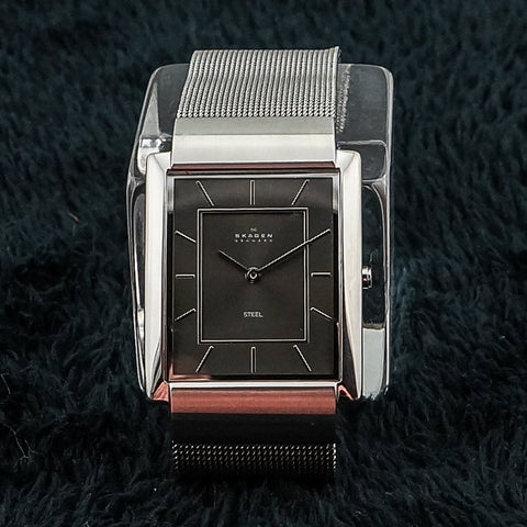Gents Stainless Steel Quartz Watch