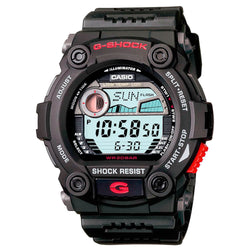 WATCH G-SHOCK RESCUE BLACK