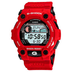 WATCH G-SHOCK RESCUE RED