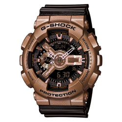 G-Shock Ana-Digi X-Lg Blk/Rose Gold