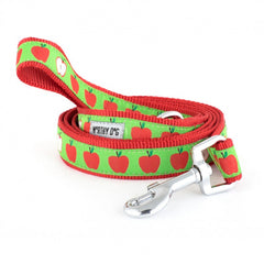 RED APPLES DOG LEASH
