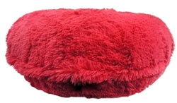 ROUND BEDDING SPECIAL COLLECTION (HOT PINK SHAG)