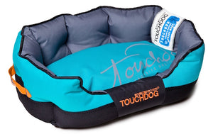BLUE TOUCHDOG PERFORMANCE BED
