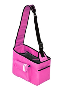 PINK TRENDY TRAVEL PET DOG CARRIER