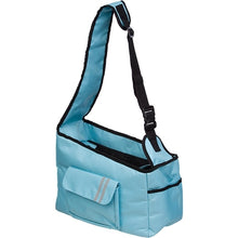 BABY BLUE TRENDY TRAVEL PET DOG CARRIER