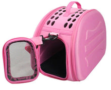 DESIGNER PET CARRIER (PINK)
