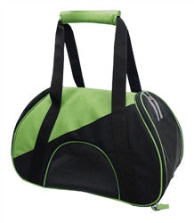 PET CARRIER BAG (GREEN)