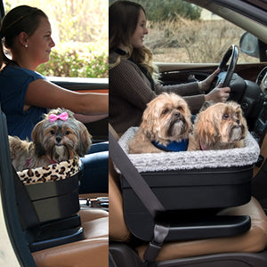 BUCKET SEAT BOOSTER  ***DDW FAVORITE!! - doggyDAWGworld.com