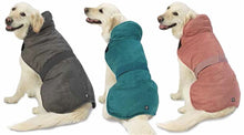 Load image into Gallery viewer, DAKOTA FAUX SUEDE JACKET (TEAL) - doggyDAWGworld.com