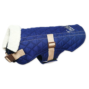 TOUCHDOG ORIGINAL SHERPA-BARK DESIGNER FASHION FORWARD (BLUE)