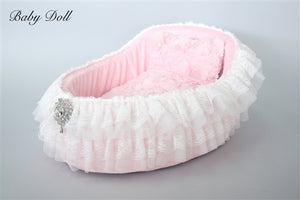 CRIB COLLECTION (BABY DOLL PINK) - doggyDAWGworld.com