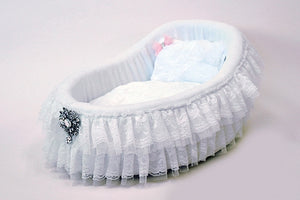 CRIB COLLECTION (SNOW WHITE) - doggyDAWGworld.com