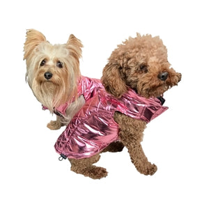 GALLACTICA COAT -SILVER - doggyDAWGworld.com