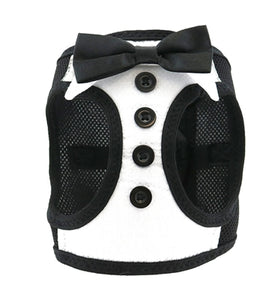 TUXEDO HARNESS ***DDW FAVORITE - doggyDAWGworld.com