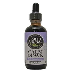 Earth Animal Calm Down for Anxiety in Dogs 2oz - doggyDAWGworld.com