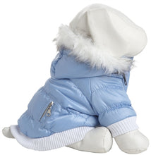 Load image into Gallery viewer, 3M THINSULATE LIGHT BLUE PARKA - doggyDAWGworld.com