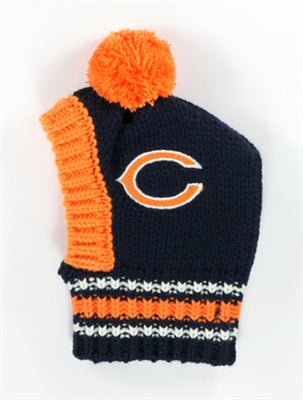 NFL KNIT HAT BEARS