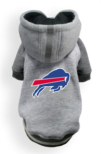 NFL TEAM HOODIE- BILLS (SMALL-3XL)