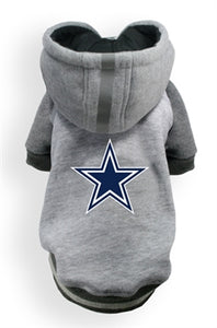 NFL TEAM HOODIE- COWBOYS (SMALL-3XL)