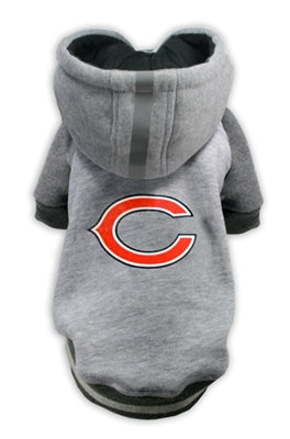 NFL TEAM HOODIE- BEARS (SMALL-3XL)