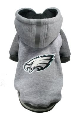 NFL TEAM HOODIE- EAGLES (SMALL-3XL)