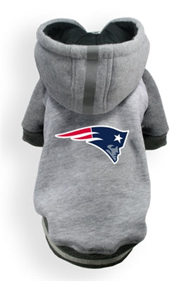 NFL TEAM HOODIE- PATRIOTS (SMALL-3XL)