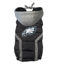 NFL PUFFER VEST -PHILADELPHIA EAGLES