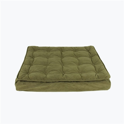 LUXURY PILLOW TOP MATTRESS BED (SAGE)