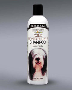 CBIO-GROOM NATURAL SCENTS WILD HONEYSUCKLE SHAMPOO 12OZ.