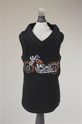 MOTORCYCLE TANK (BLK) - doggyDAWGworld.com