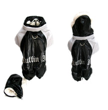 """RUFFIN IT"" SNOW SUIT (BLACK)"