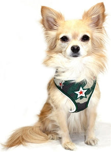 CAMO MESH STAR HARNESS VEST (XXS-3XL) - doggyDAWGworld.com