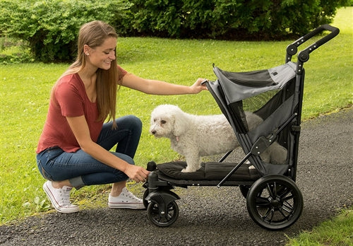 NO-ZIP Excursion Pet Stroller - doggyDAWGworld.com