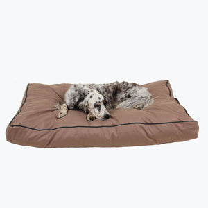 "INDOOR/ OUTDOOR ""JAMISON BED""  -BLUE - doggyDAWGworld.com"
