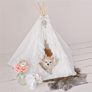 SWEET DREAMS  TEE PEE - doggyDAWGworld.com