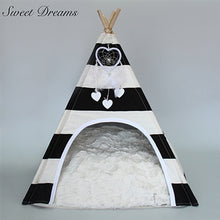 Load image into Gallery viewer, SWEET DREAMS  TEE PEE - doggyDAWGworld.com