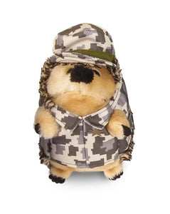 HEGGIE PLUSH TOY (ARMY)