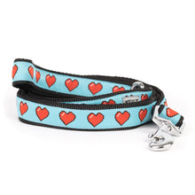 Load image into Gallery viewer, RED HEARTS COLLAR