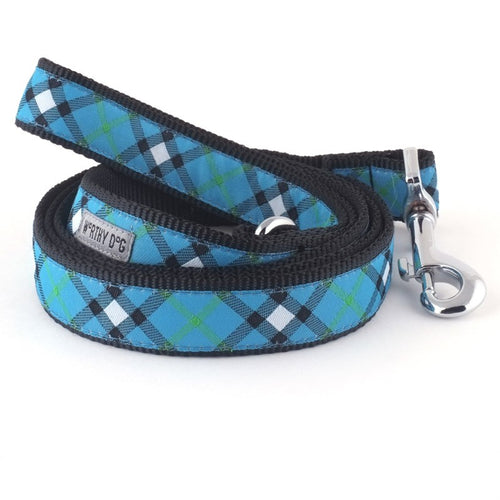 BIAS BUFFALO PLAID LEAD -Blue